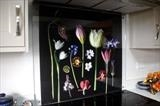 Botanical Print installed in new kitchen (commissioned) by bronwen coe, Giclee Print